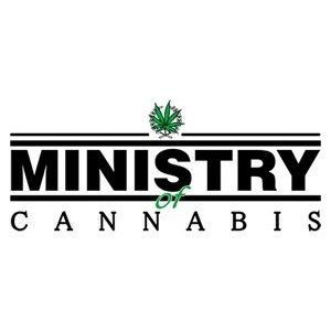 Ministry of Cannabis Mamacita's Cookies 2ks